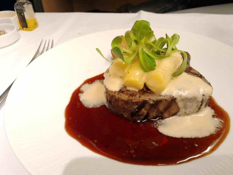 鳥取県産和牛フィレ肉のグリル