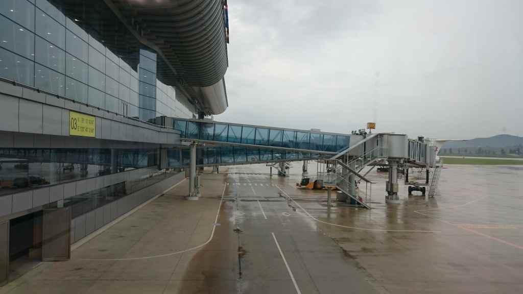 北朝鮮・平壌国際空港(FNJ/順安空港)