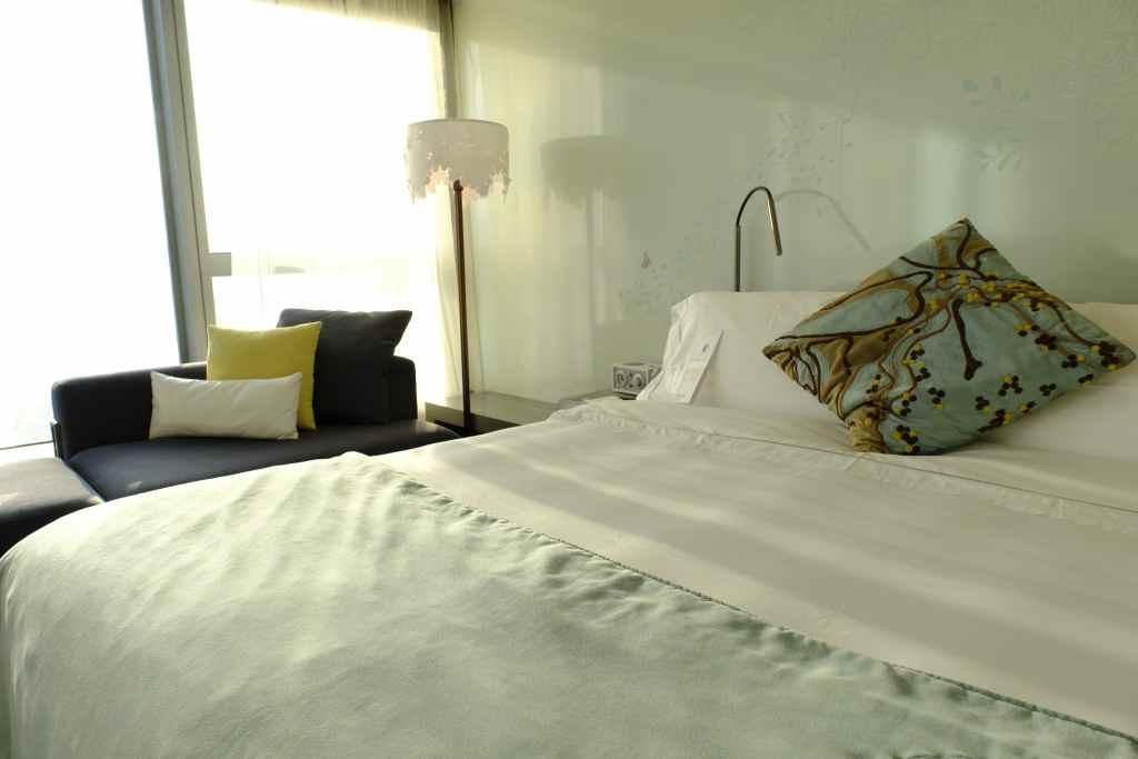 W香港のベッド