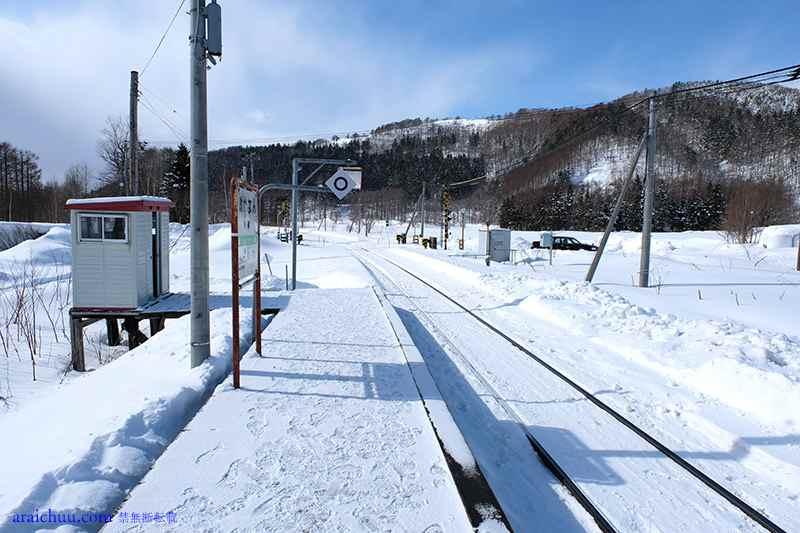 宗谷本線・糠南駅