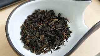 牧之原産の烏龍茶