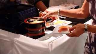 寿司サービス