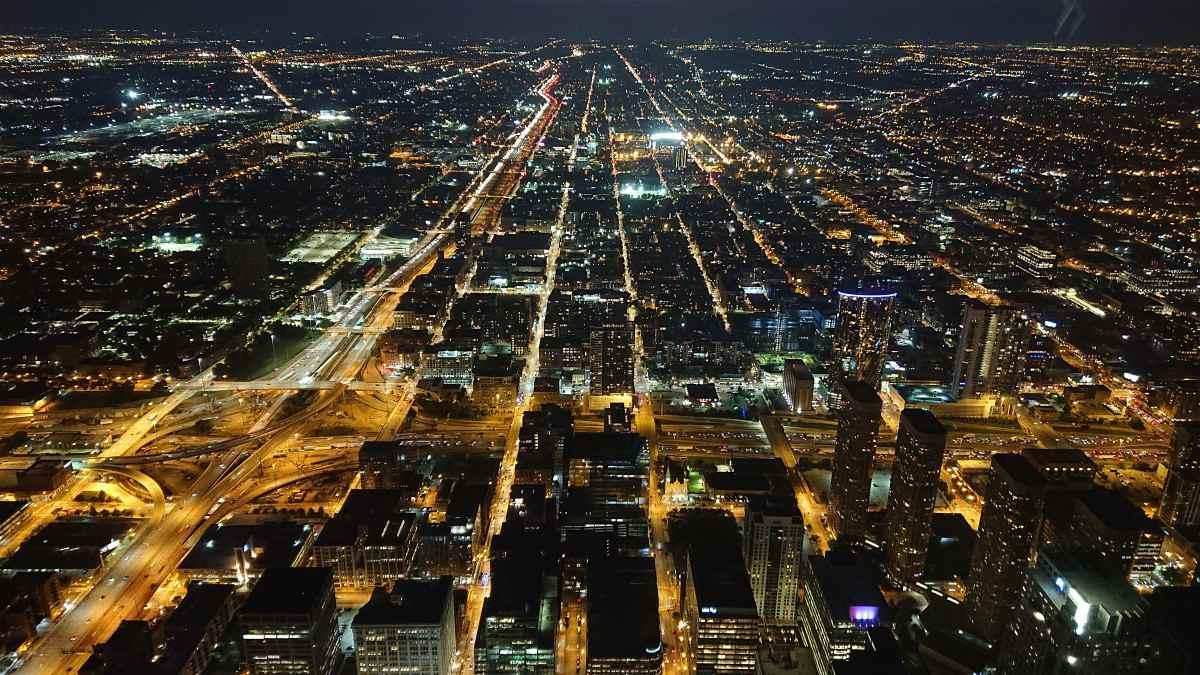 シカゴ観光
