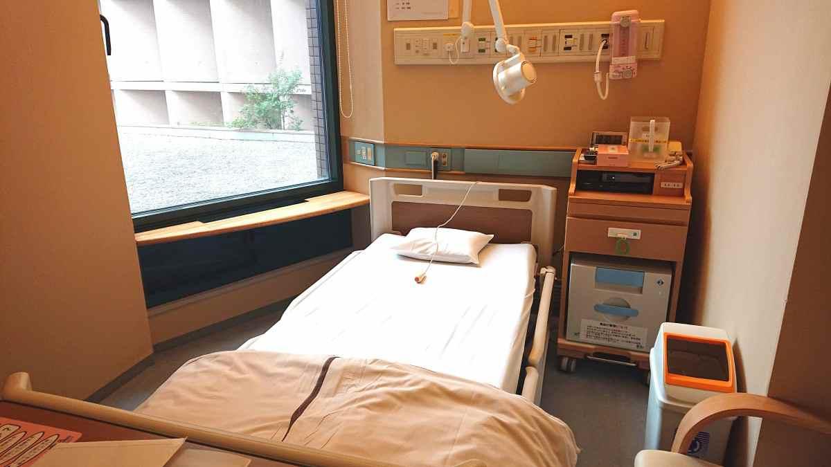 聖路加国際病院の一番安い個室