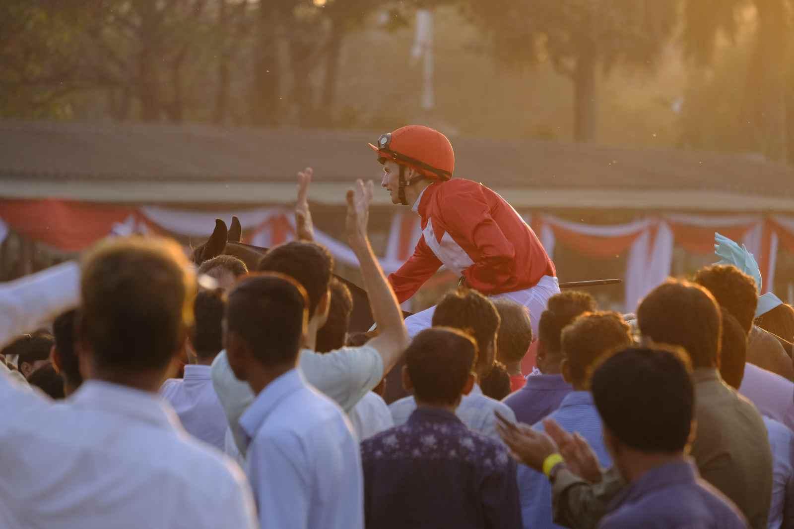 最終レースの勝利騎手